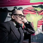 Le Corbusier, Willy Rizzo, Paris Match, 1953