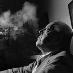 Mies van der Rohe, Frank Scherschel, Life, 1957